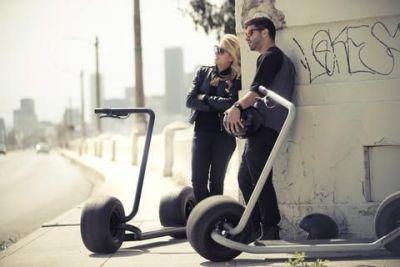 Elektrická koloběžka N-6 Skateboards